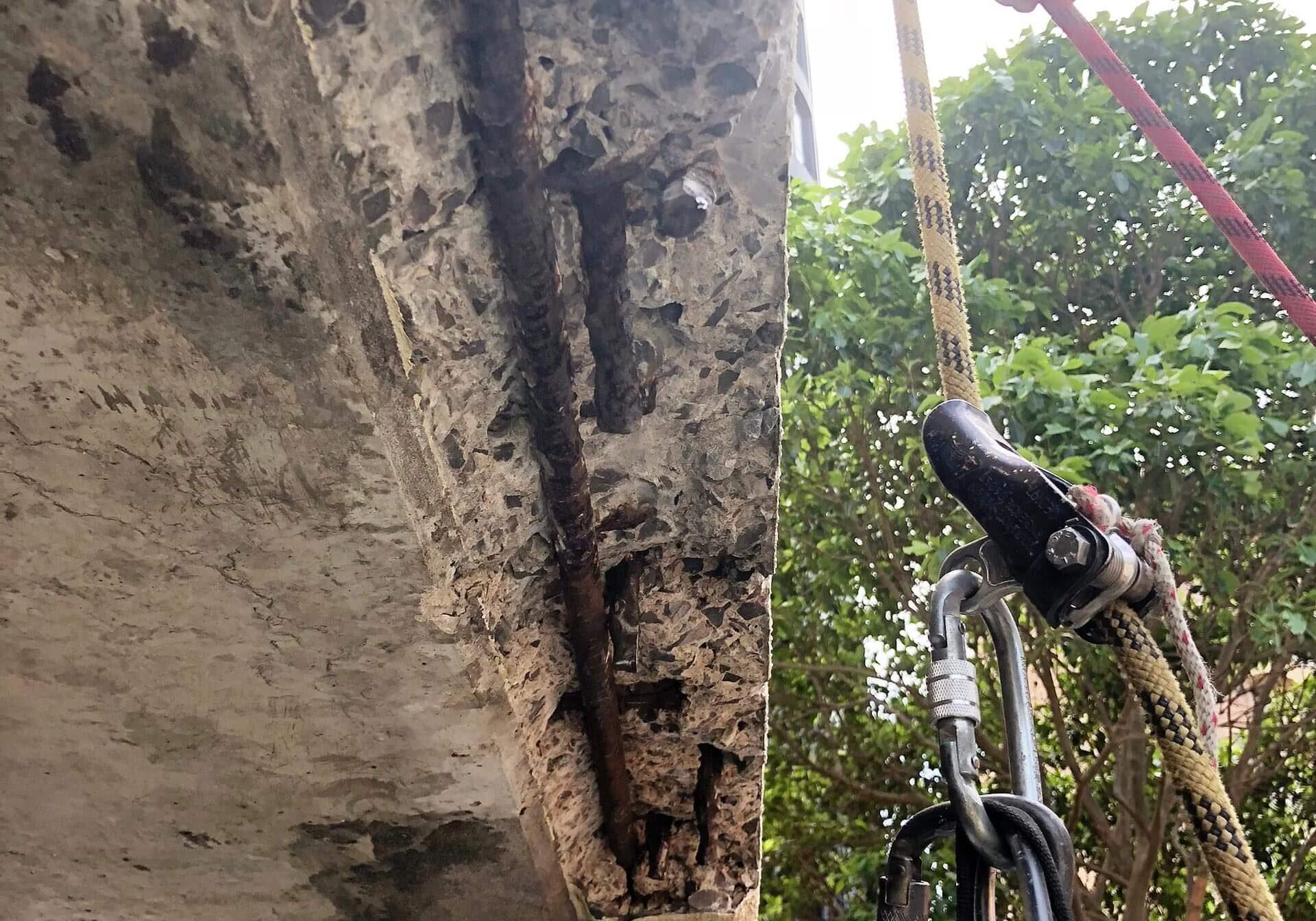 Concrete and Render Repairs (2)