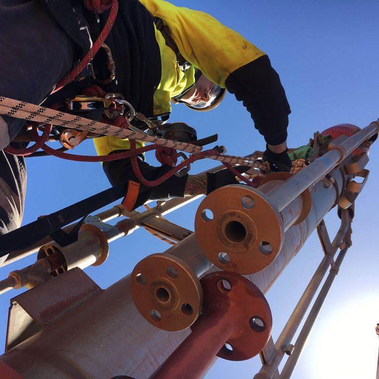 Rope Access Services Safetek Sydney