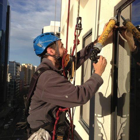 building maintence Window-sealing